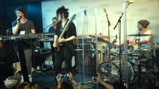 "DIRTY LOOPS ""HIT ME"" PRIVATE CONCERT NAMM 2015"