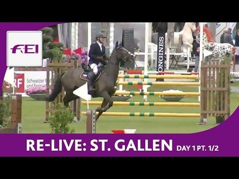 Bild: LIVE - Longines CSIO St. Gallen - Day 1 Part 1/2