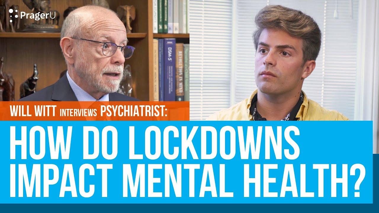 How Do Lockdowns Impact Mental Health?