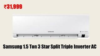Samsung 1.5 Ton 3 Star Split Triple Inverter AC (2020)