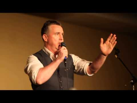 Paul McGillion tells a joke