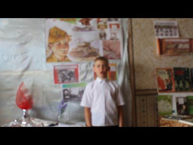 Изображение предпросмотра прочтения – ЕленаМорозова читает произведение «Жди меня иявернусь…» К.М.Симонова