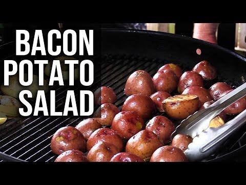 Roasted Bacon Potato Salad recipe