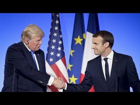 07/14/2017: Kashmir conflict: India's view &Trump-Macron date & Financial risks in China