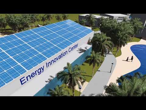 kuwait energy park