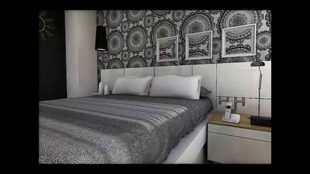 Dise o interior apartamento 60 m2 youtube - Diseno interior casas ...