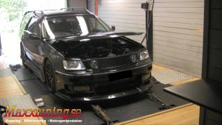 Mappning Apexi Power Fc - 497WHP Nissan Stagea GTR - Maxxtuning AB