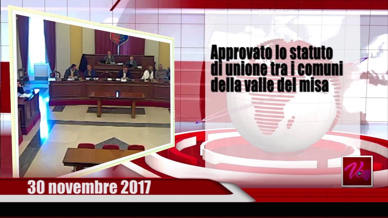 Notizie Senigallia WebTv del 30 11 17