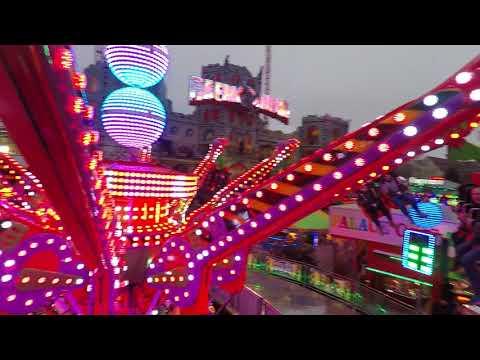 Disco Jumper XXL - Van Raay (ONRIDE) Wintertraum am Alexa Berlin 2017
