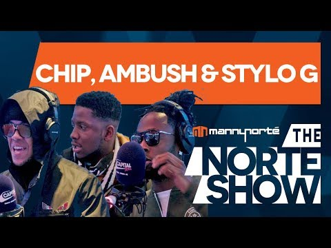 Chip, Ambush & Stylo G Reflect On 2018, Talk Nicki Minaj Collabs & More