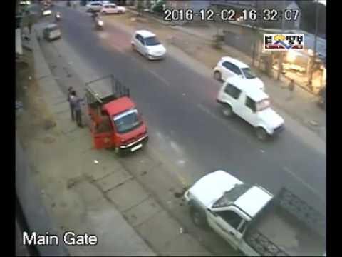 Road incident; Itanagar - Main Gate (Tinali)