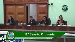 Sessão da Câmara  22.05.19