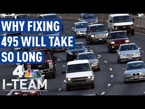 Why New Jersey's 495 Bridge Project Will Take So Long