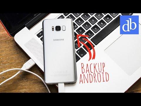 Come Fare Il BACKUP Android | Tutti I Metodi E Le Soluzioni • Ridble
