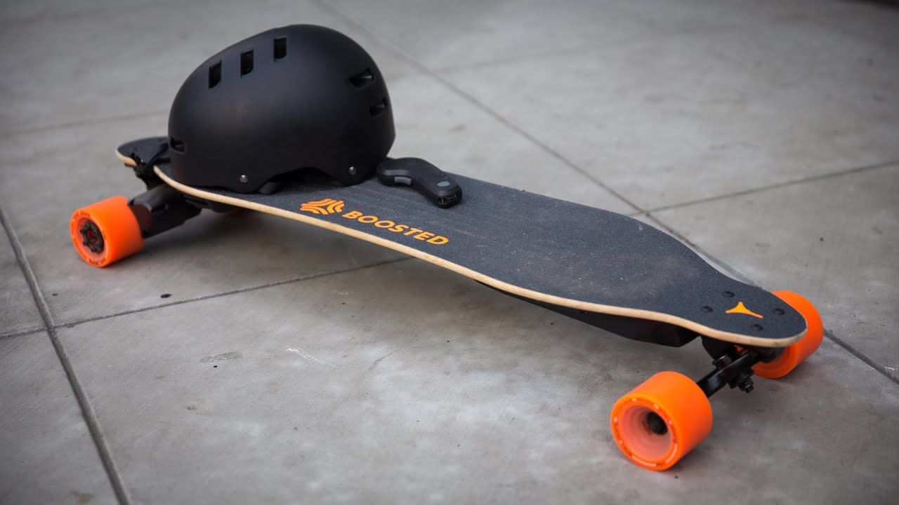 Tested InDepth: Boosted Electric Skateboard!  YouTube