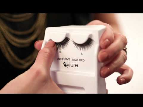 Katy Perry Lashes created by Eylure in Cool Kitty