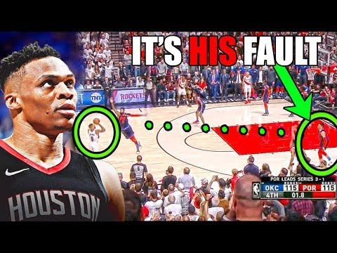 The REAL Reason Why Paul George LEFT Russell Westbrook For Kawhi & The Clippers (Ft. NBA Trade)
