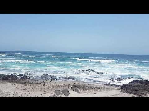 Antofagasta Pacific Ocean Beach and Coastline