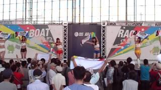 BOATRACEとボートレース尼崎の魅力を伝えるべく結成された ガールズユニ...