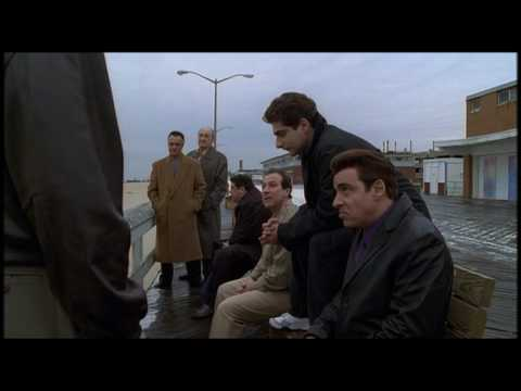The Sopranos Episode 26 Funhouse Tony Soprano Dream Sequences Montage