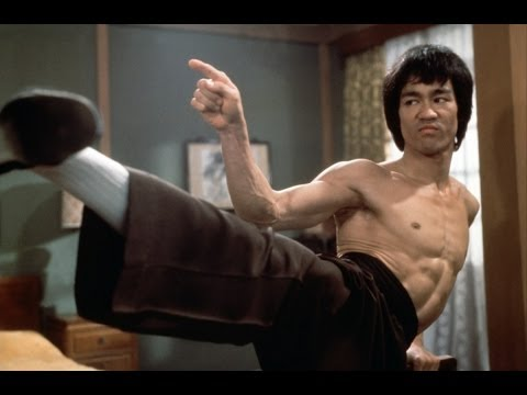 Detailed instruction on every move from Bruce Lee's Martial arts 李小龍