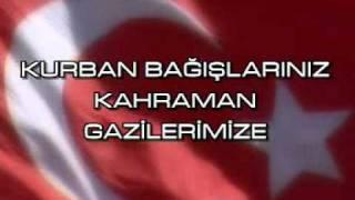 Türkiye Gaziler Vakfı Vekaleten Kurban Kesimi