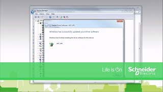Switching from HID USB Drivers to APC USB UPS Drivers on Windows | Schneider Electric Support