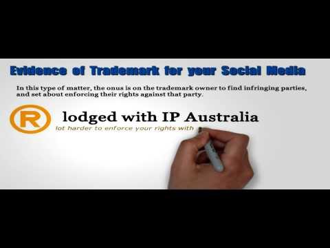 Trademark Your Social Media Brand