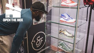 What It's Like to Own and Manage a Sneaker Store as Partners I Open the Box