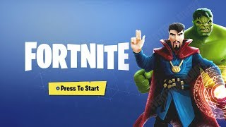 AVENGERS ENDGAME FORTNITE SKINS (CONCEPT + PETITION)