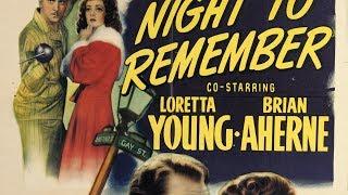 ❤️1942 Classic Comedy/Mystery based on novel,
