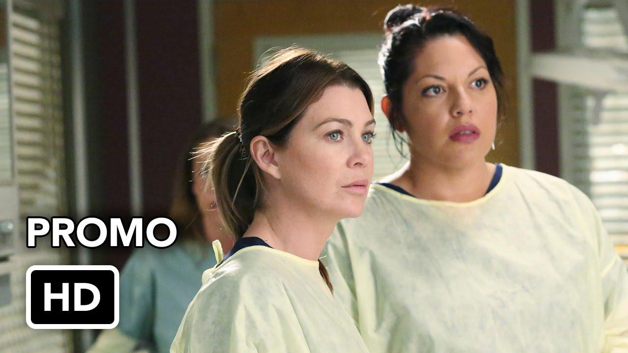 Grey\'s Anatomy 11x07 Promo \
