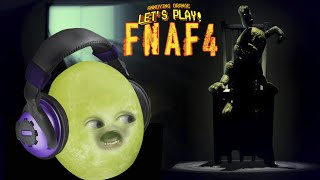 Gaming Grape FINALLY Plays - FIVE NIGHTS AT FREDDY'S 4