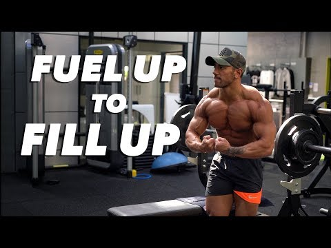 FUEL UP TO FILL UP | Chest Workout Tips