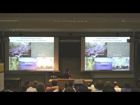 06 Microgravity Geology- A New Challenge for Human and Robotic Space Exploration - Hajime Yano
