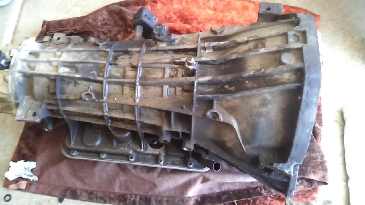 medium resolution of ford 6 0l transmission catastrophic pump torque converter failure youtube
