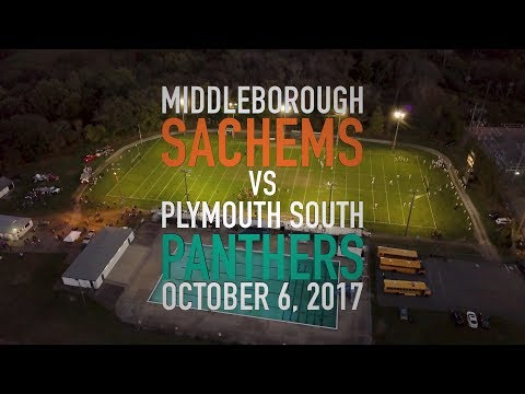 MET Films Presents: Middleborough vs Plymouth South Football - October 6, 2017
