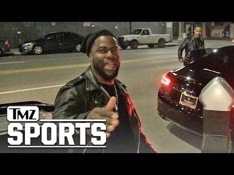 KEVIN HART -- PRAYING FOR DEREK CARR 'Even Though I'm No Raiders Fan'   TMZ Sports