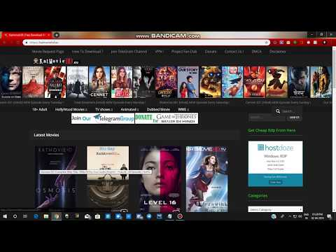 How to download latest Hollywood movies without using any torrent software | 100% WORKING |