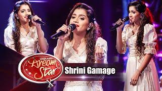 Shrini Gamage | Ahasai Oba Mata (අහසයි ඔබ මට) | Dream Star Season 10 Thumbnail