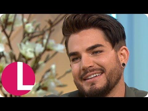 Adam Lambert Is Continuing to Inspire the LGBT Community | Lorraine