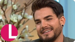 adam lambert is continuing to inspire the lgbt community lorraine