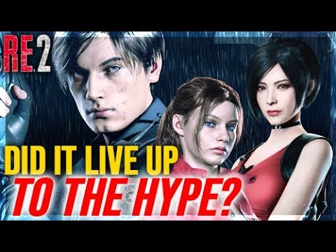 Resident Evil 2 Remake   Did It  Up To The Hype