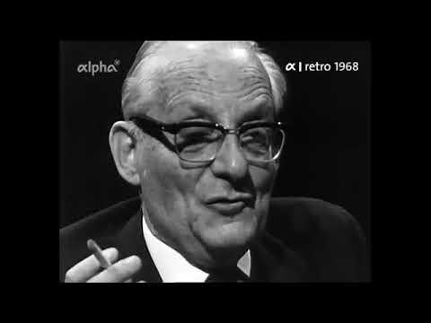 Max Brod on Franz Kafka (English Subtitles)