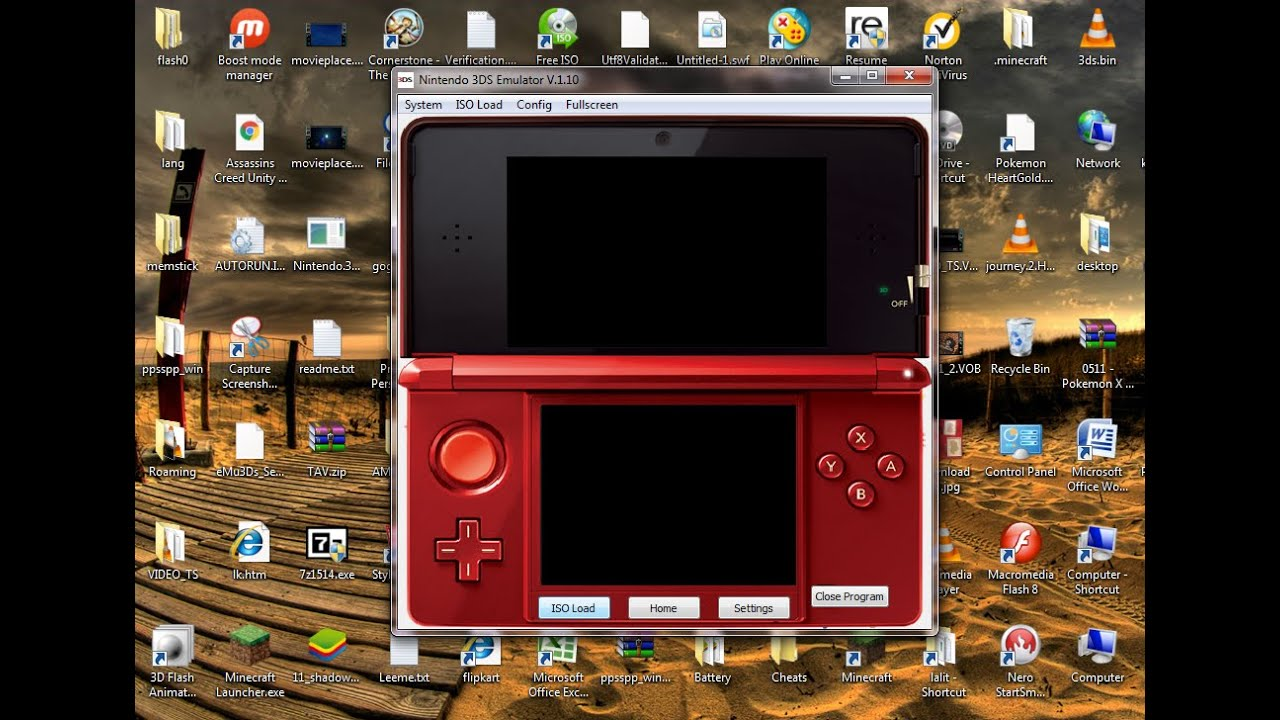 nintendo 3ds download for pc