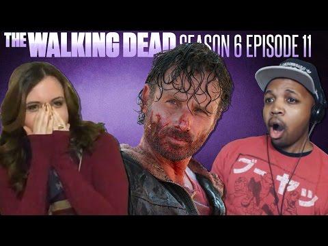 """The Walking Dead: """"Knots Untie"""" Fan Reaction Compilation"""