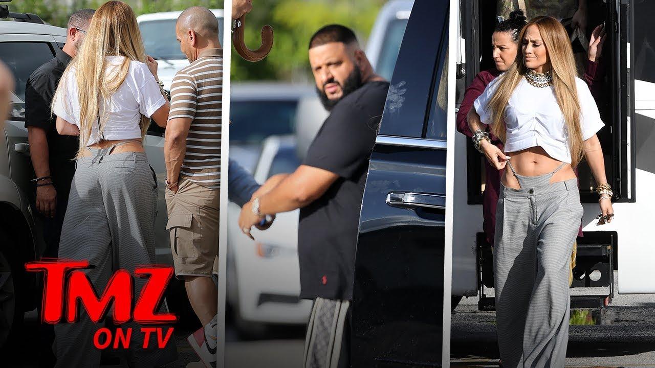 buy online 786c2 4f116 JLo Bringing Back The Thong!!!   TMZ TV