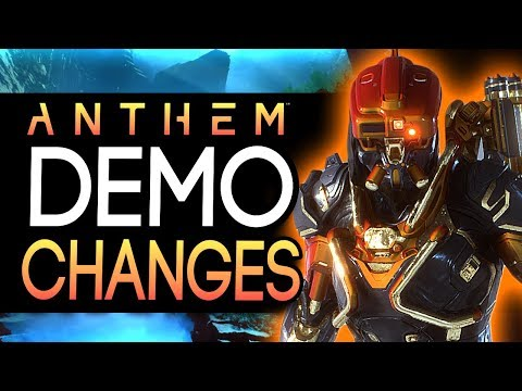 Anthem | The BIG Differences Between the VIP Demo and Final Game + My Thoughts On The Weekend!