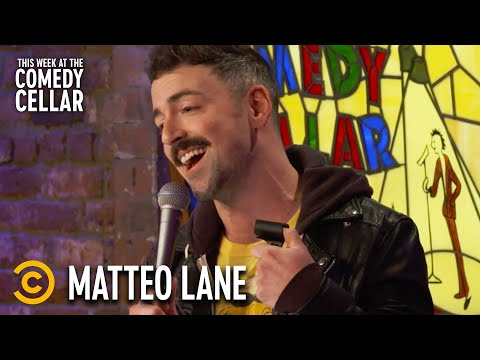 """Matteo Lane: """"I Wish White Women Wouldn't Drink on Tuesdays"""" - This Week at the Comedy Cellar"""