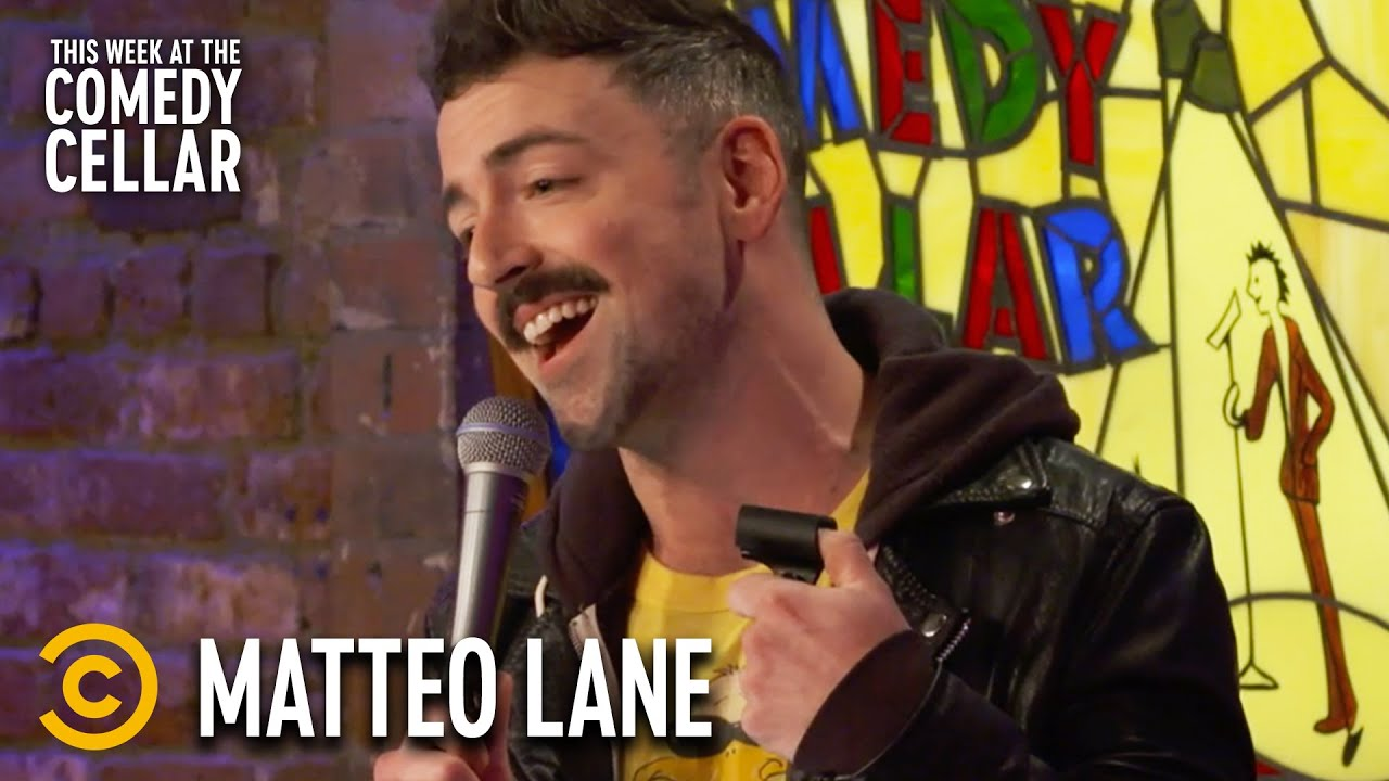 "Matteo Lane: ""I Wish White Women Wouldn't Drink on Tuesdays"" - This Week at the Comedy Cellar"